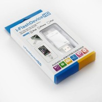 iFlash Device HD (memory external) for iPhone/iPad/iPod lightning port