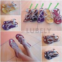 NEW~ Sandal Tali Bone | sandal karet