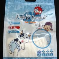 Pet Diaper Sukina Petto XSSS 12 pcs SP-XSSS