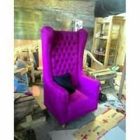 sofa winchair (furniture , kursi tamu,lemari,bufet,mejamakan)