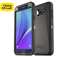 Jual Case ORIGINAL Otterbox Defender Samsung Galaxy Note 5 Casing holster Murah