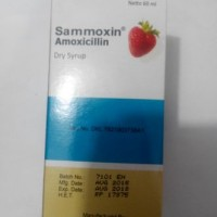 Sammoxin dry syrup