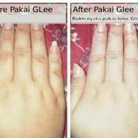 """Glee Lulur Gel """"Whitening Body Scrub Gel"""