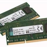 Kingston 8GB Sodimm DDR3L - Memory Ram - Laptop - KCP3L Murah