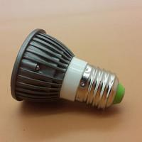terlaris 3 watt E27 COB spotlight ! halogen ! lampu sorot ( Putih ! Wa