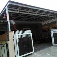 kanopi baja ringan atap gogreen