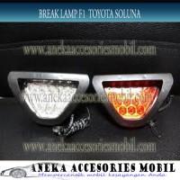 Break Lamp F1 / Stop Lamp F1 Mobil Toyota Soluna Berkualitas