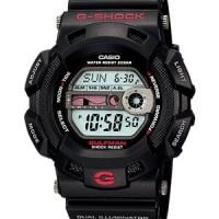 CASIO G-SHOCK G-9100-1 GULFMAN / GSHOCK G9100 ORIGINAL & BERGARANSI