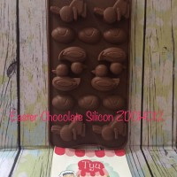 Easter Chocolate Silicon