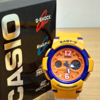 G Shock Baby G 120 YELLOW
