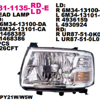 HEAD LAMP FORD RANGER 2007 Diskon