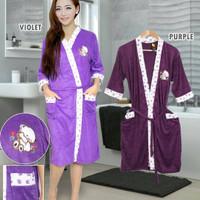 Jual BARU~ Kimono handuk dewasa | Handuk Kimono | Kimono Mandi Murah