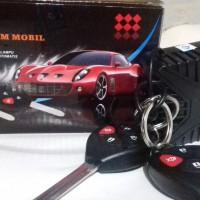 Jual alarm Mobil Model Kunci Murah