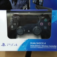 SONY New Stick / Controller PS4 DUALSHOCK 4 Black (CUH-ZCT2G)