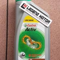 Oli Samping 2T Castrol Activ Low Smoke 2 Tax 700ml