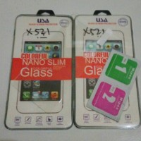 Anti Gores Kaca Bening Kuat Tempered Glass Screen Guard Infinix Hot S