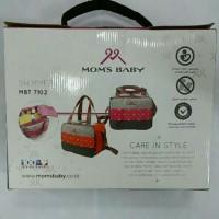 Tas Moms Baby Shimmer Bag 7102
