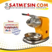 Mesin Serut es / Ice Crusher (SAT-IC300) Kuning Khusus Gojek 1