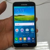 Samsung Galaxy S5 16gb Charcoal Black (SECOND) PREORDER KODE 648