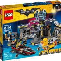Jual Lego Batman Movie 70909 Batcave Break-In Murah