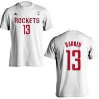 harga Baju Kaos Basket Nba Gametime Houston Rockets James Harden Baru Tokopedia.com