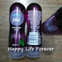 Durex Play Massage 2 in 1 isi 200 ml - lubricant and massage gel