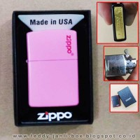 harga zippo colour usa6 Tokopedia.com