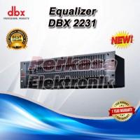 Equalizer DBX 2231 / DBX2231 / DBX-2231