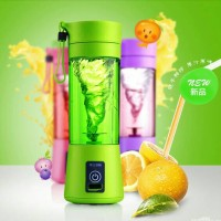 Jual new shake n take portable rechargeable / blender mini / juicer mini Murah