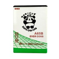 Battery Baterai Double Power Rakkipanda Evercoss Cross A65b Winner X3