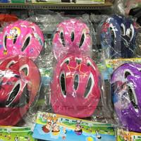 harga helm sepatu roda gambar karakter anak Tokopedia.com