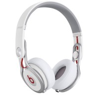 Beats MIXR Headphone - White Limited Edition (OEM Quality)
