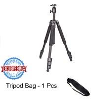 Weifeng Tripod Ball Head For DSLR/Mirrorless Canon, Nikon, Sony