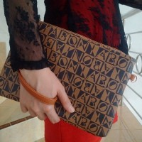 Clutch Bag Tas Tangan Bonia Wanita Fashion Branded Import