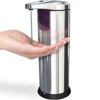 Jual Stainless Steel Sensor Automatic Soap Dispenser / Sabun Otomatis Murah