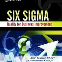 Six Sigma; Quality for Business Improvement
