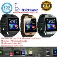 Jual Jam Tangan Pintar SmartWatch U9 DZ09 SIM GSM Memory Card Kamera Murah