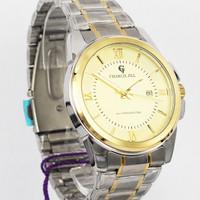 jam tangan original Charlie Jill 1238m2t plat ivory (toko online Bali)