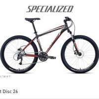 Jual 26 Specialized Hardtrok Sport Disc Baru   Sepeda MTB Specialize