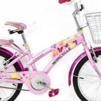 Jual 20 Wimcycle Cupid Baru   Sepeda BMX Wimcycle
