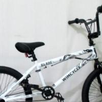 Jual Beli 20 Bmx Wimcycle Fs Blade Snake Baru   Sepeda BMX Wimcycle