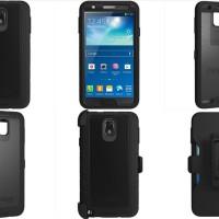 Jual Otterbox Defender Samsung Galaxy Note 3 Soft Hard Case Dual Armor Belt Murah