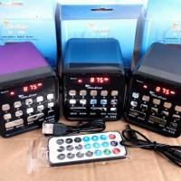 Speaker Alquran terjemahan remote / speaker al quran lengkap remote