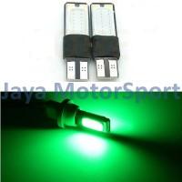 Lampu Led Mobil/motor/senja T10/wedge Side Canbus Cob 24 Smd -