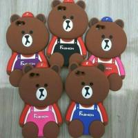 soft case 3d / 4d bear for hp oppo neo 7, neo 9