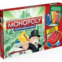 HASBRO Gaming, Monopoly Electronic Banking