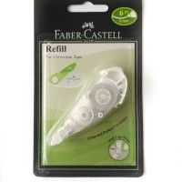 Refill / Isi Ulang Correction Tape Faber Castell SR-506