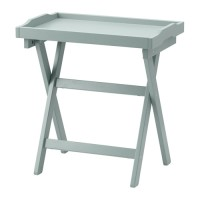 IKEA MARYD TRAY TABLE [ Green ]