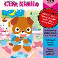 Gakken Workbooks - Go Go Life Skills 4-6 yo