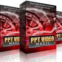 Jual PPT Video Magic | Membuat Video Marketing Professional TANPA Skill Murah